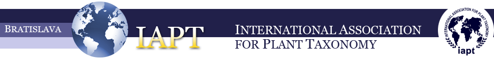 IAPT - International Association For Plant Taxonomy